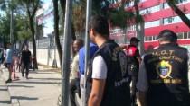 YıLDıZTEPE - Polisten Helikopter Destekli Okul Uygulaması