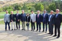 Prenses Akiko Kırşehir'de Müze Alanında İncelemelerde Bulundu