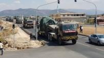 Reyhanlı'ya Tank Sevkiyatı Sürüyor