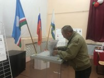 REFERANDUM - Rusya Yerel Seçimlerinde Birleşik Rusya Partisi Yine Farkla Kazandı