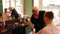 YABANCI KADIN - Saç Sakala 'Yunan Gelin' Dokunuşu