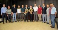 DEVİR TESLİM - Samsun Üniversitesi Rektörü Görevi Devraldı