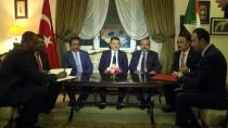 TARıM İŞLETMELERI GENEL MÜDÜRLÜĞÜ - Sudan İle Türkiye Arasında Anlaşmalar İmzalandı