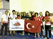 TÜRK MİLLİ TAKIMI - TDF Spor Tırmanış Milli Takımı Yunanistan'dan 3 Madalya İle Döndü