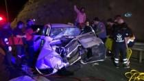 BOLU DAĞı - TEM Otoyolu'nda Zincirleme Kaza Açıklaması 3'Ü Ağır 8 Yaralı
