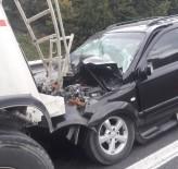 BOLU DAĞı - TEM Otoyolunda Kaza 2 Yaralı