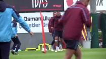JURAJ KUCKA - Trabzonspor, Aytemiz Alanyaspor Maçı Hazırlıklarını Sürdürdü