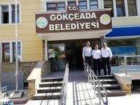 Tüm Yerel Yönetim Çalışanları Sendikası'ndan Gökçeada Belediyesine Ziyaret