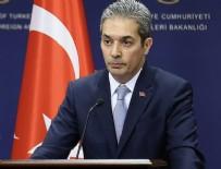 BATI TRAKYA - Türkiye'den Yunanistan'a müftülere yönelik kararname tepkisi
