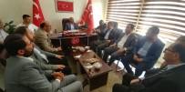 BÜYÜK BIRLIK PARTISI - Türkmenoğlu'ndan Siyasi Partilere İadeyi Ziyaret