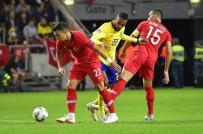HAKAN ÇALHANOĞLU - UEFA Uluslar B Ligi Açıklaması İsveç Açıklaması 2 - Türkiye Açıklaması 3 (Maç Sonucu)