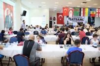 SATRANÇ FEDERASYONU - 'Uluslararası Mersin Açık Satranç Turnuvası' Başladı
