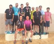 MASA TENİSİ - Veteran Masa Tenis Turnuvası Sona Erdi