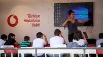 Vodafone, Erzincan'ın Köy Ve Kasabalarına 'Kodlama' Götürdü