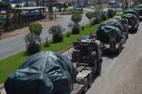 ZIRHLI ARAÇ - Yayladağı Sınır Kapısı'na Askeri Araç Sevkiyatı