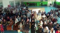 KURA ÇEKİMİ - Yüksekova'da TYP Kuraları Çekildi
