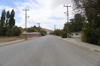 SÜTLÜCE - Zafer Mahallesinin Tüm Yolları Yenilendi