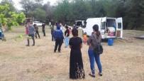 SADAKA - 50 Bin Liralık Altın Çalan Yaşı Küçük Hırsızlar Yakalandı