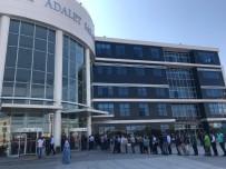ADALET SARAYI - Adli Tatil Sonrası Yargıda Dava Yoğunluğu