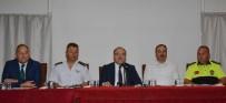 Afyon'da 'Güvenli Okul Güvenli Eğitim' Toplantısı Yapıldı