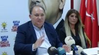 RECEP GÜRKAN - AK Parti Edirne İl Başkanı Akmeşe'den Ulaşım Zammına Eleştiri