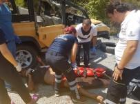 ALAADDIN KEYKUBAT - Alanya'da Takla Attan Cipte Ölü Sayısı 2'Ye Yükseldi