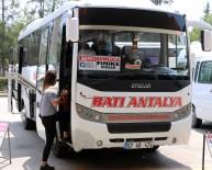 İLETİŞİM MERKEZİ - Antalya'da Toplu Ulaşım İle Gidilemeyen Yer Kalmıyor