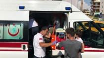 DENIZ YıLMAZ - Antalya'da Trafik Kazası Açıklaması 6 Yaralı