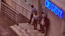 Ardahan'da Sağanak Ve Dolu Yağışı