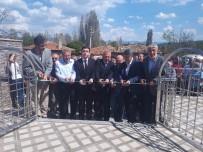 İL GENEL MECLİSİ - Aşağı Yoncaağaç Köyü Camii İbadete Açıldı