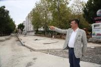 PİKNİK ALANI - Atakum'da 4 Projede Sona Yaklaşılıyor