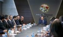 ADEM ALI YıLMAZ - ATO Heyetinden Sanayi Ve Teknoloji Bakanı Mustafa Varank'a Ziyaret
