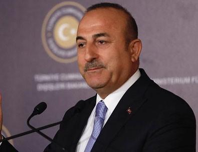 Bakan Çavuşoğlu'ndan İdlib çağrısı