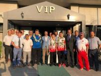 MEHMET YıLDıRıM - Balkan Şampiyonları Coşkuyla Karşılandı