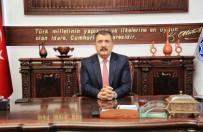 Başkan Gürkan'ın Hicri Yıl Ve Muharrem Ayı Mesajı