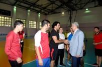 Başkan Polat, Görme Engelli Sporculara Moral Verdi
