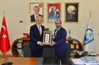 Başkan Saraçoğlu'ndan Yıldırım Belediyesi'ne Ziyaret