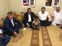 Belediye Başkanı Atilla'dan Kumun Altından Kurtarılan Çocuğu Ziyaret