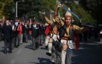 NAMIK KEMAL - Bursa'da Kurtuluş Coşkusu