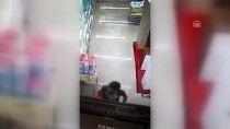 GÜVEN TİMLERİ - Çaldığı Sucukları İç Çamaşırına Saklayan Kişi Yakalandı