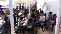 Çanakkale'de 116 Düzensiz Göçmen Yakalandı