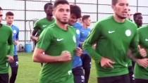 İBRAHİM ÜZÜLMEZ - Çaykur Rizespor'da Bursaspor Maçı Hazırlıkları
