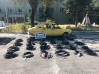 Cezaevi Firarisi Kablo Hırsızı Jandarmadan Kaçamadı