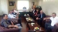 CHP Adıyaman Yönetimi STK Temsilcileri Ve Vatandaşlarla Bir Araya Gelmeye Devam Ediyor