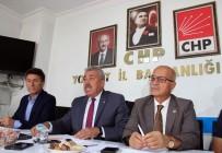 CHP'li Sarıbal, Ekonomiyi Anlattı