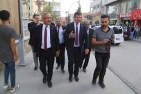 CHP Milletvekili Cavit Arı Ve  Baha Ünlü Silopi'de