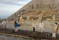 NEMRUT DAĞI - Çin'den Gelen Ekip Adıyaman'da Ki Tarihi Yerleri Gezdi