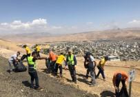 Cizre Belediyesi Temizlikte Sınır Tanımıyor