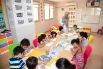 AKıL OYUNLARı - Çocuklar Eğitimle Yoğruluyor, Sanatla, Bilimle Düşlüyor