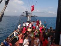 Dezavantajlı Çocuklara 'Yat' Gezisi